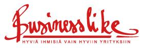 Businesslike logo - LAURA™ -rekrytointijärjestelmä