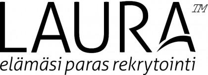 LAURA™ logo sloganilla - elämäsi paras rekrytointi