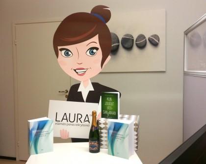 LAURA™ & Rekrytointi.com osallistuivat Esimies&Henkilöstö 2016 -messuille
