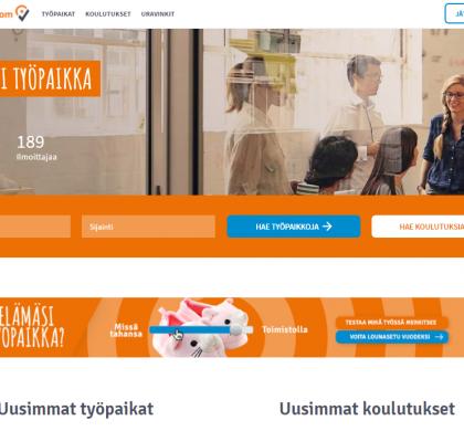 Rekrytointi.com-palvelu on nyt julkaistu – hyödynnä lanseerausmarkkinointi!