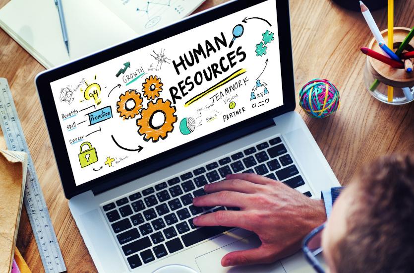 HR-järjestelmä